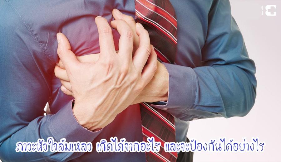 ภาวะหัวใจล้มเหลว